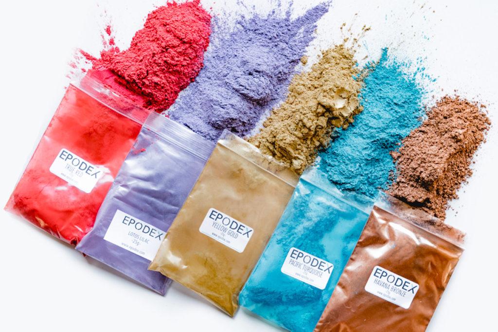 pigmenty żywica żywica epoksydowa