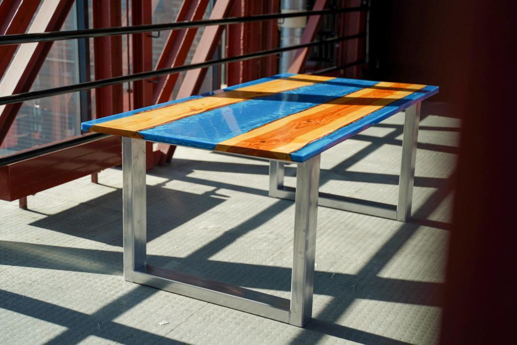 stol z zywicy epoksydowej kupić