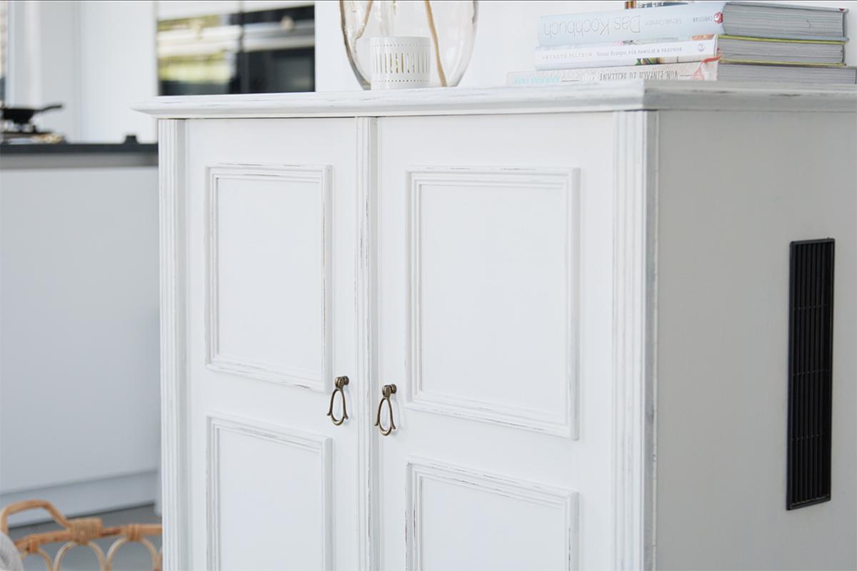 krita färg vit vintage epodex